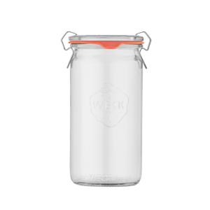 Szklany słoik typu WECK 340 ml